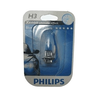 Λάμπες Philips Crystal Vision H3 4300K 55W Κωδικός 12336CVB1