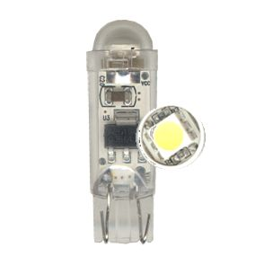 Led T10 Προστασία τάσης W5W SMD