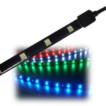 Ταινία SMD Led 10mm x 30cm RGB 12V