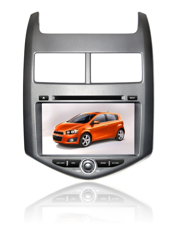 LM DIGITAL 8107 GPS CHEVROLET AVEO 2012>