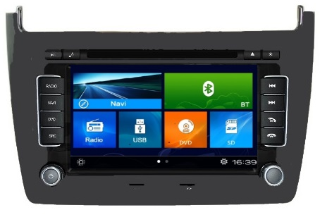 LM F305 GPS VW POLO 2014