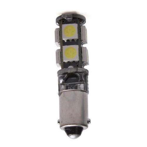 Led BA9S 9 SMD Canbus White 50/50