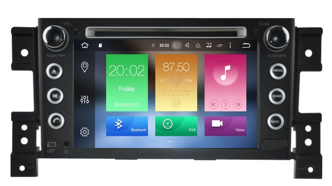 LM J053 GPS OEM GRAND VITARA 05> ANDROID 8 /8core/GP