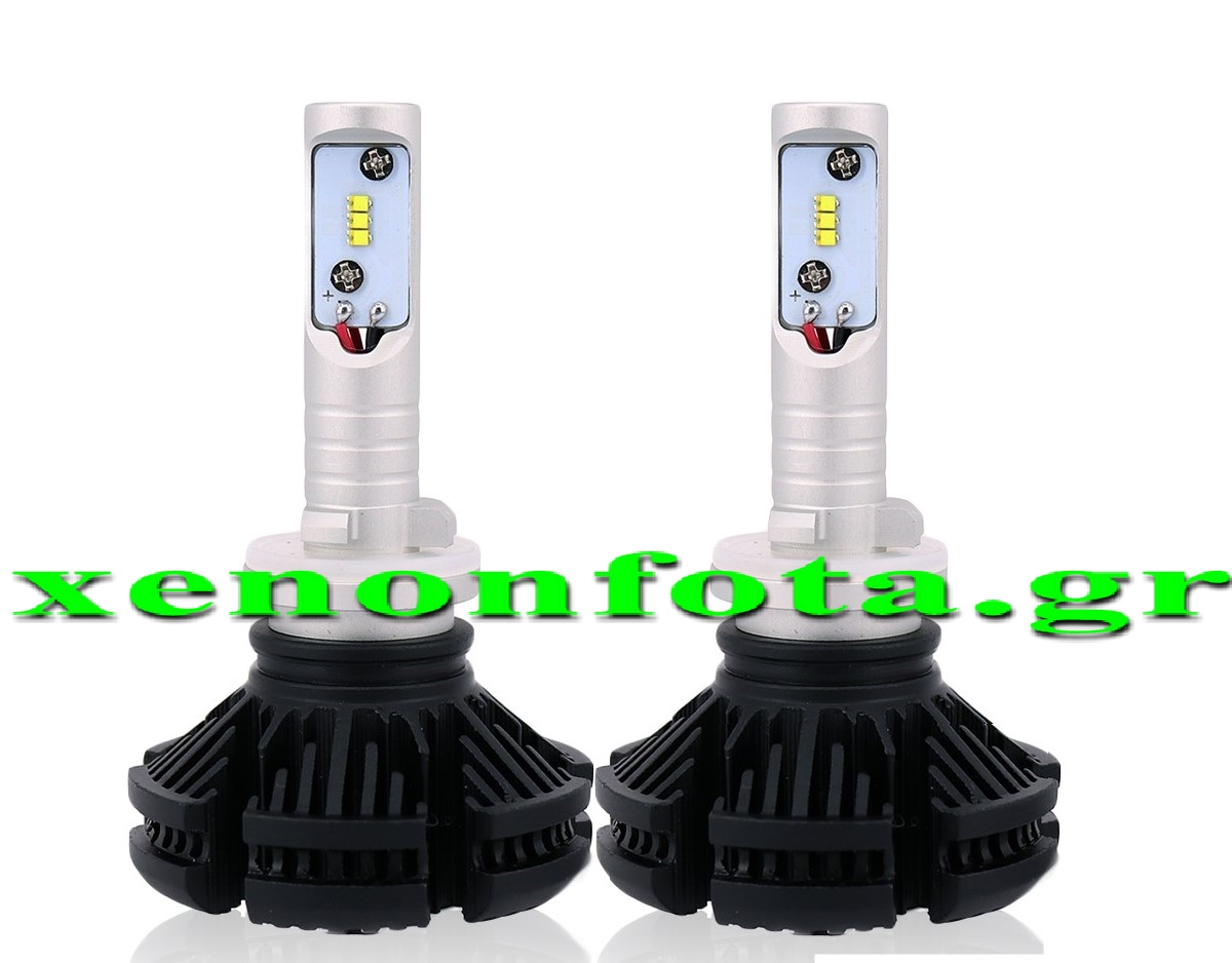 X3 H27 880/881 6000LM ZES(Philips) LED