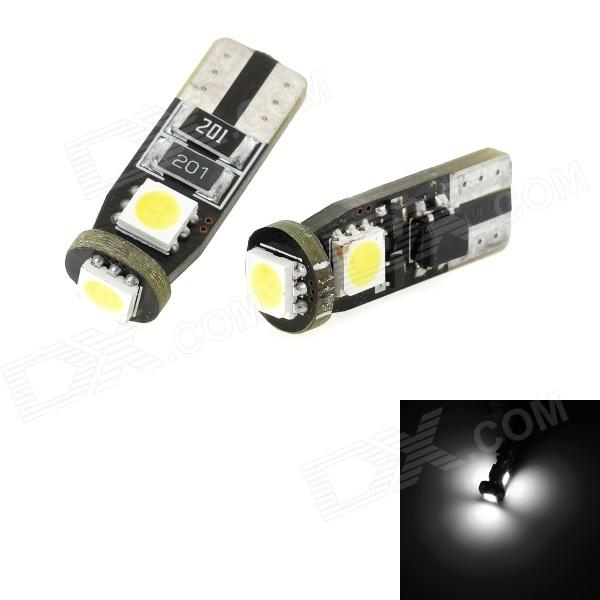 Led Canbus T10 3 SMD White