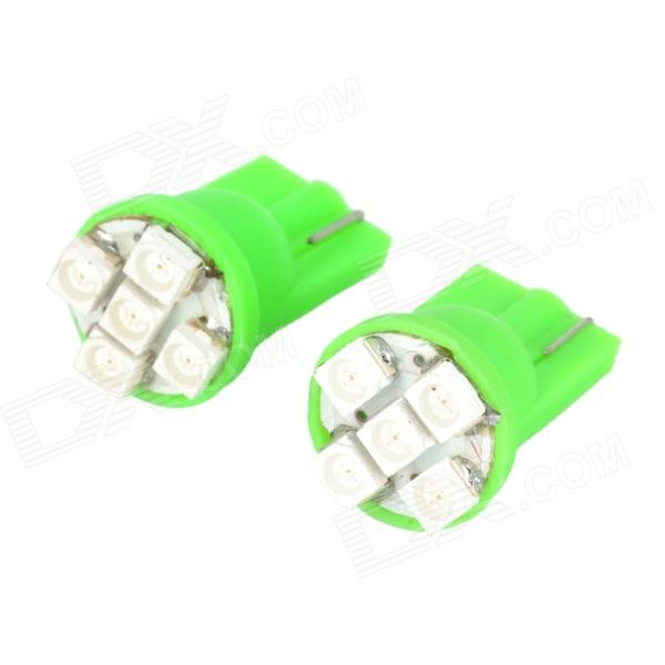 T10 5 SMD Green