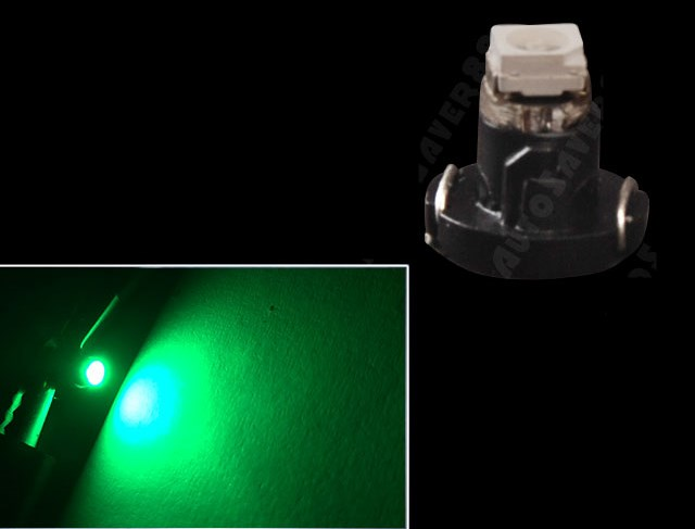 Led T3 Green 1 SMD