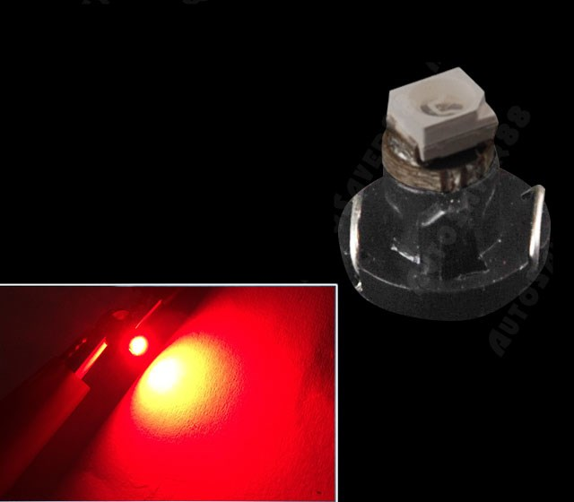 Led T4.2 Red 1 SMD