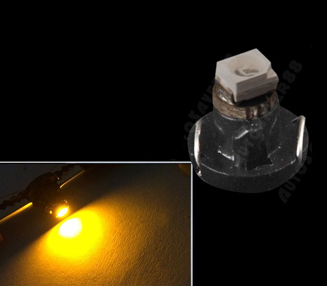 Led T4.2 Yellow 1 SMD